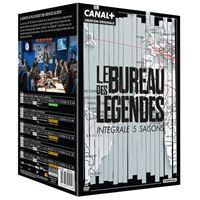 Le Bureau des Légendes Saison 1 à 5 DVD