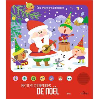 Petites comptines de no l cartonn ninie achat livre fnac - Petites images de noel ...