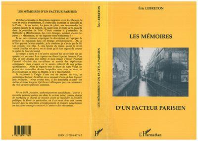 Les memoires d'un facteur parisien