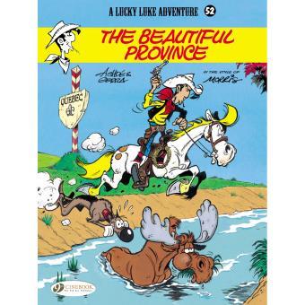 Lucky LukeLucky Luke - tome 52 The Beautiful Province
