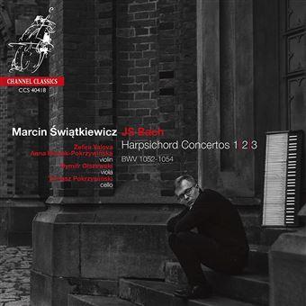JS BACH - HARPSICHORD CONCERTOS 12