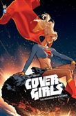 DC comics : cover girls