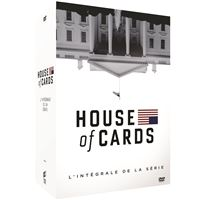 Coffret House of Cards Saisons 1 à 6 DVD