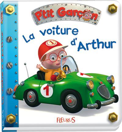 La voiture d'Arthur