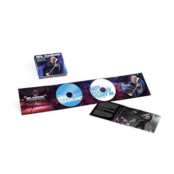 Hot august night III/CD+DVD