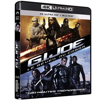 G.I. JoeG.I. Joe Blu-ray 4K Ultra HD