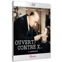 Ouvert contre X Blu-ray