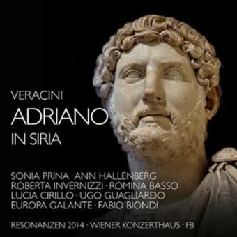 Adriano in Siria - 3 CD