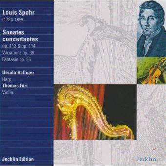 Sonates concertantes op 113/op 114