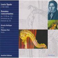 Sonates Voncertantes Opus 113 et 114