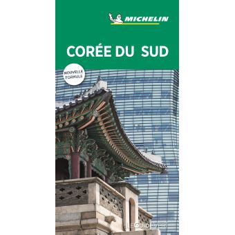 COREE DU SUD 2018 MICHELIN