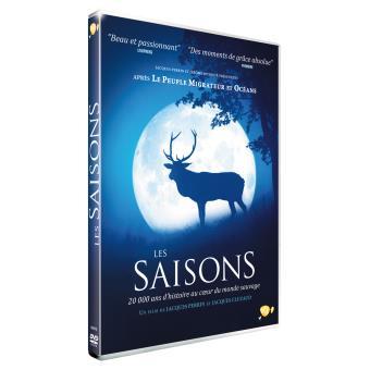 Les saisons DVD
