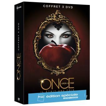 Once Upon a TimeOnce upon a time Saisons 1 à 3 Coffret DVD Edition spéciale Fnac