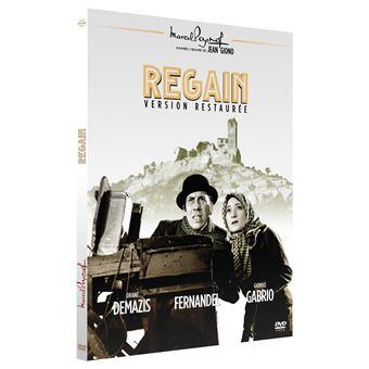 Regain DVD