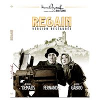Regain DVD