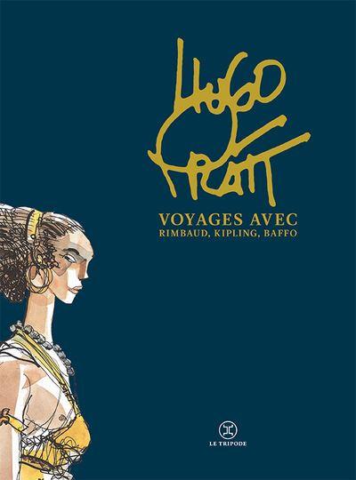 Voyages avec rimbaud, kipling, Baffo - Coffret