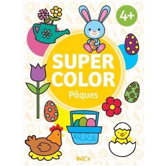 Pâques : Super color