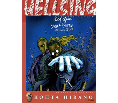 Hellsing -Tome 08-