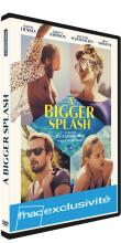 A Bigger Splash Exclusivité Fnac DVD