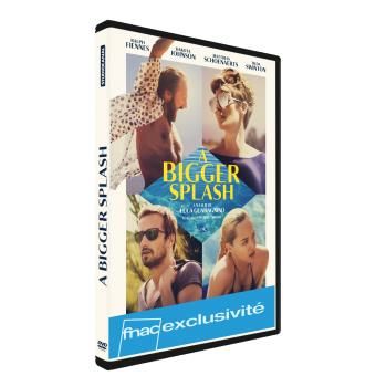 A Bigger Splash DVD