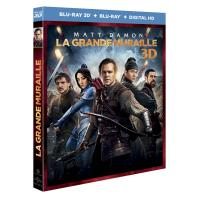 La Grande Muraille Blu-ray 3D + 2D