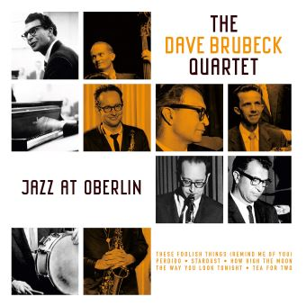 Jazz At Oberlin + 1  - Vinilo