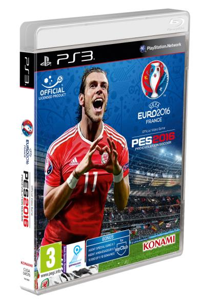 PES Edition Euro 2016 PS3