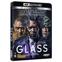 Glass Blu-ray 4K Ultra HD