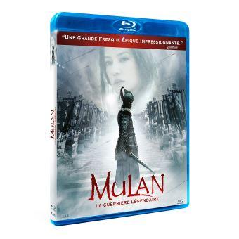 MulanMulan : La Guerrière légendaire Blu-ray