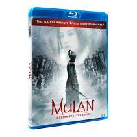 Mulan : La Guerrière légendaire Blu-ray