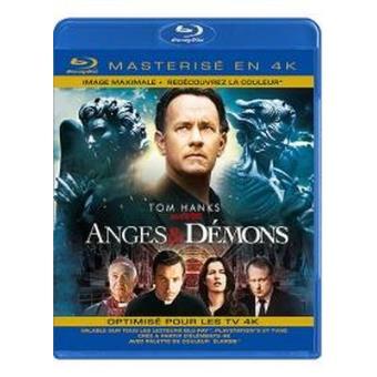 Anges et démons Edition remasterisée Blu-ray