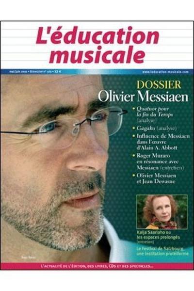 Olivier Messiaen : modes et couleurs