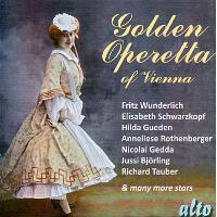 Golden operetta of vienna