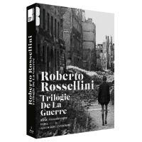 Rossellini La Trilogie de la Guerre Blu-ray