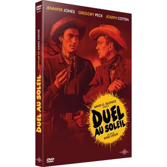 Duel au soleil DVD