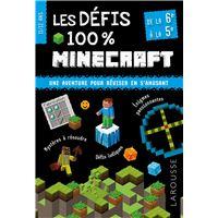 Livres Minecraft Idees Et Achat Minecraft Fnac