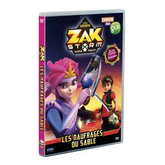Zak StormZak Storm Volume 2 Les naufragés du sable DVD
