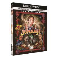Jumanji Blu-ray 4K Ultra HD