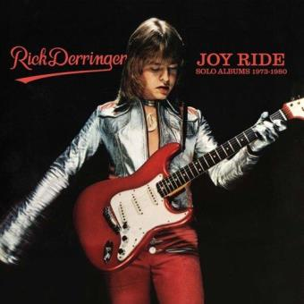 Joy ride solo albums 1973 1980/clamshell box set