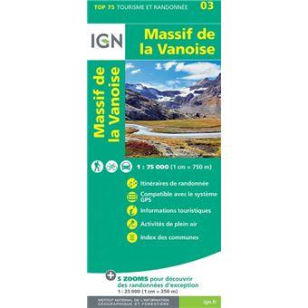 Top 75 Massif de la Vanoise