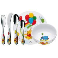 WMF Children's Cutlery Set, 6-Stuks Winnie The Pooh
