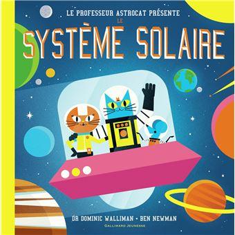 Professeur AstrocatLe système solaire