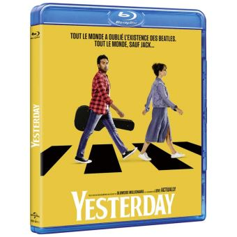 Yesterday Blu-ray