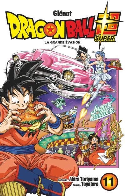 Dragon Ball Super - Tome 11 - 9782331049187 - 4,99 €