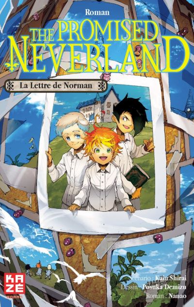 The Promised Neverland - Roman - 9782820337191 - 4,99 €