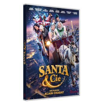 Santa & Cie DVD
