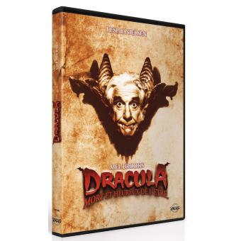 Dracula mort et heureux de l'être DVD