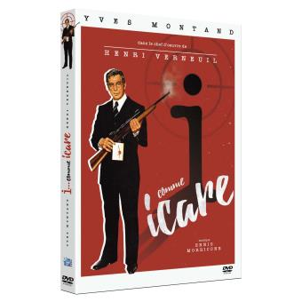 I comme Icare Edition Collector DVD