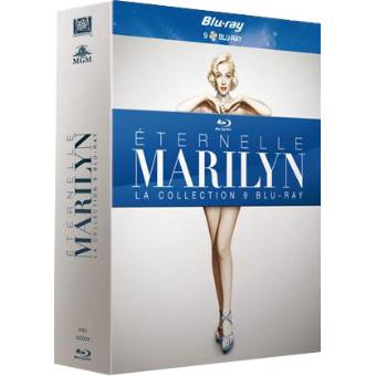 Marilyn Monroe - Coffret 7 Films Blu-Ray