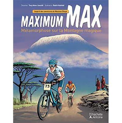Maximum Max, Métamorphose sur la Montagne magique
